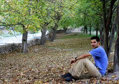 I like the Fall |     (P A H L A V A N) Tags: san iran d g dar n gaz r z iranian pars   khorasan  irani farsi    fars parsi daregaz  razavi     ghez dareh markazi    dargaz        qez  darehgaz sanghez sanqez