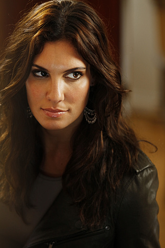 actress Daniela Ruah about