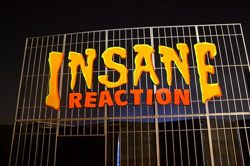 Insane Reaction
