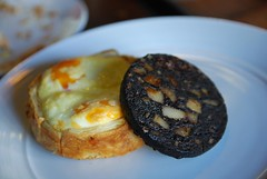Egg, Ham and Leek Pie with Black Pudding - Il Fornaio AUD9.50, AUD5.50
