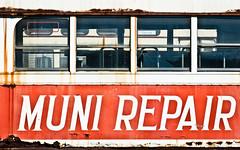 Muni repair
