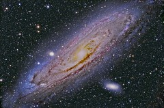 M31 Andromeda Galaxy (NGC 224) 18 hours (Terry Hancock www.downunderobservatory.com) Tags: camera sky mountain night wow stars photography eos pier backyard mark great shed images astro observatory telescope andromeda galaxy ii astrophotography m31 terry astronomy imaging canon5d hancock ccd universe instruments amateur cosmos celestron mkii osc the astronomer teleskop astronomie byo deepsky mywinners dimex astrofotografie mi250 canoneos5dmarkii astrophotographer Astrometrydotnet:status=solved Astrometrydotnet:version=14400 Astrometrydotnet:id=alpha20101085240446