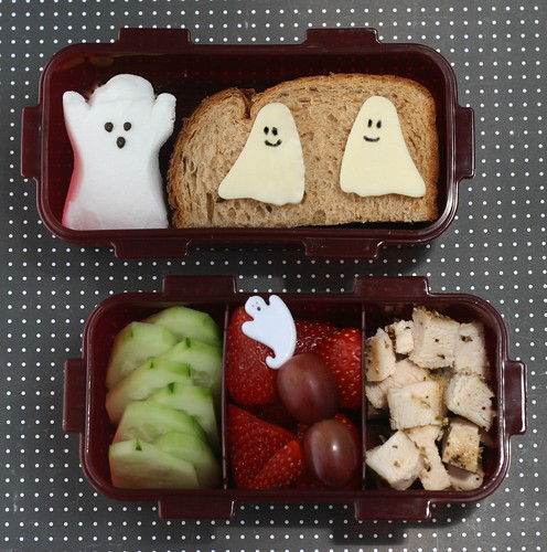 Ghostly Lock & Lock box