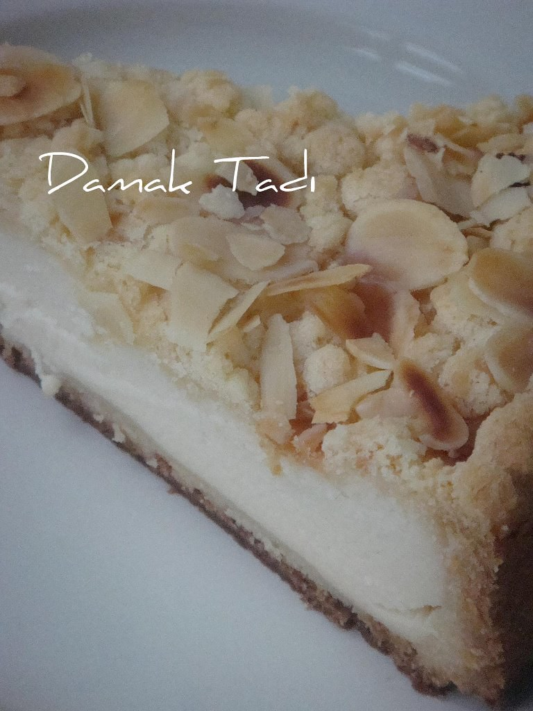 Bademli Cheesecake