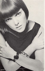 Mary Quant, 1966 (glen.h) Tags: fashion vintage women 60s 1960s sixties maryquant