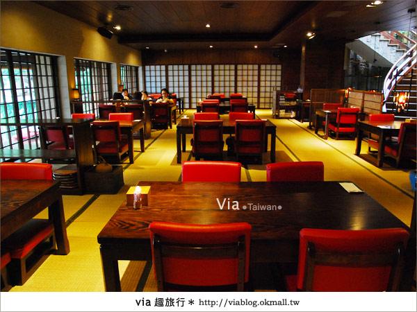【新社餐廳】又見一炊煙~來個日本風的下午茶時光9