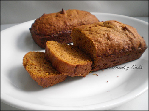 Pumpkin Bread (5)