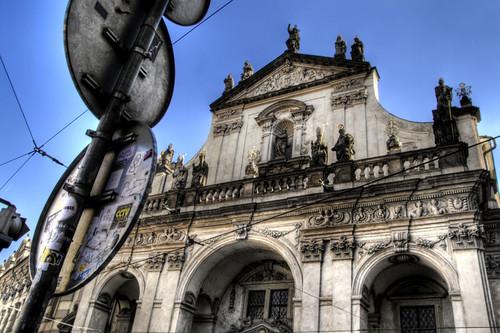 Church. Prague. Iglesia. Praga