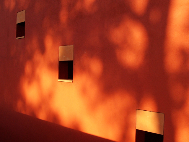 Casa 3 wall