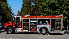SJS Air Unit 31 (YFD) Tags: canon fire action 911 sanjose firetruck pierce sjfd emergency ems firedepartment freightliner airunit eos7d