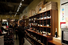 Ferry Plaza Wine Merchant, Ferry Building Marketplace