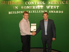 Award Ceremony (Somerset West's Building Excellence Awards) Tags: commended