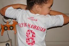 Hawaiian Back