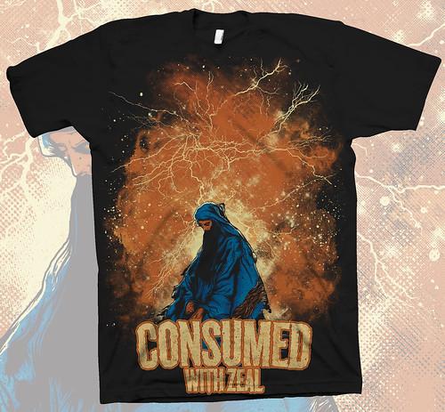 Isaiah onething 2010 Shirt Concept