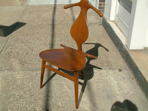 Hans Wegner Valet Chair