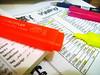 Memories of studying (ђtŏóňắ ♥) Tags: كتاب دفتر فلم مذاكرة قاموس انجلش فلوماستر