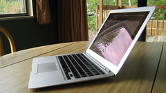 Apple Macbook Air Laptop (Open)