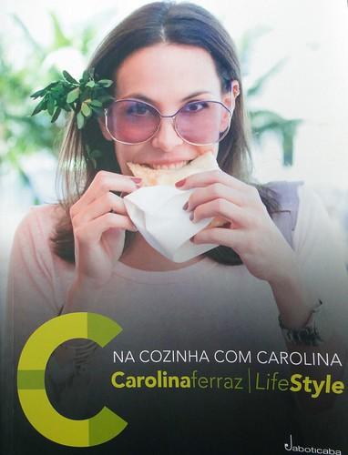"""""""Na Cozinha com Carolina"""""""