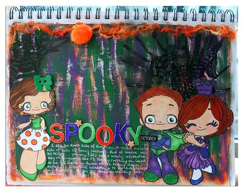 Spooky October
