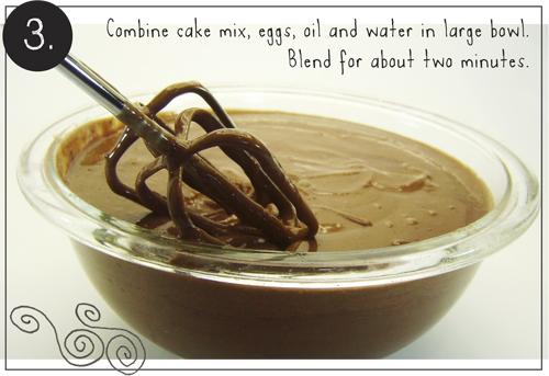 Step 3: Joy Cupcake