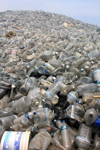 Mountain of Plastic Bottles by Shafiu Hussain, on Flickr