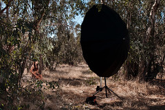 Pocahontas Setup (BRYN {KLOR}) Tags: forest native indian nativeamerican pocahontas plm vagabond ab800 paraboliclightmodifier