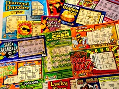 PCSO Lotto Scratch It Cards