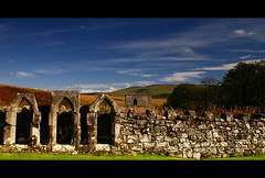 keep the castle ill have the chapel (chris-tography christomo47@yahoo.co.uk) Tags: aroundscotland hermitage castle chapel scotland sonya200 tomoyzf13 apperture landscape sonyalpha scenery pleasing photos photographer interesting excellent digital a200 beautiful colours clouds carlislebiker contrast walking sonya200dslr sun tomo filters skyline sky skyblue dinnertime wall cokin structure building windows cloud north west 1870mm overlooking viewpoint scene setting nonphotoshop editing ps exploremyass explorethis noexplore newcastleton scottishborders welcomeuk coastuk