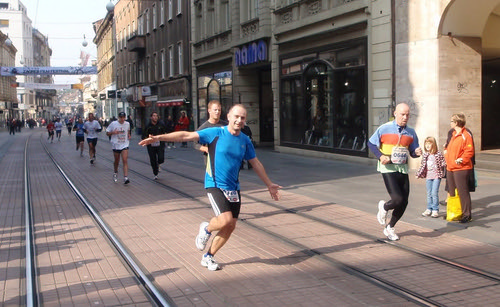 Zagreb maraton 2010