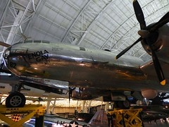 770. Enola Gay: She dropped the atomic bomb in Hiroshima (profmpc) Tags: usa virginia smithsonian aircraft hiroshima worldwarii bomber atomicbomb enolagay airspacemuseum paultibbets litteleboy stevenfudvarcenter