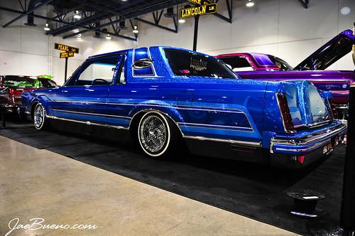 Lowrider Magazine Las Vegas Super Show Fatlace Since - Lowrider magazine car show