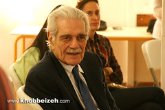Omar Al Sharif at Ruwwad - Amman