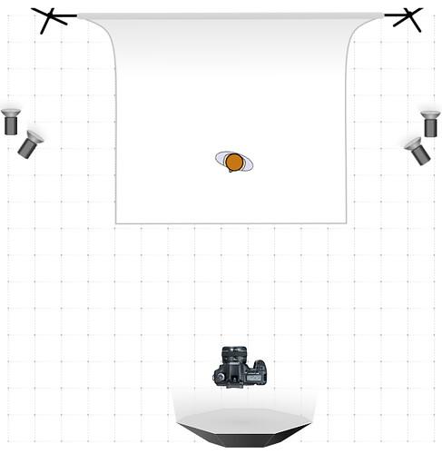 New seamless lighting diagram