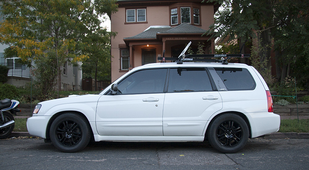 wheel color for winter wheels - Page 2 - Subaru Forester Owners Forum