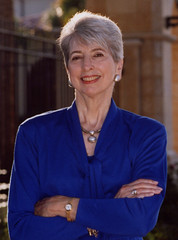 President Rita Bornstein