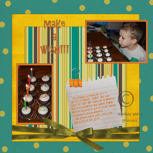 ethan fourth birthday page 3 wc
