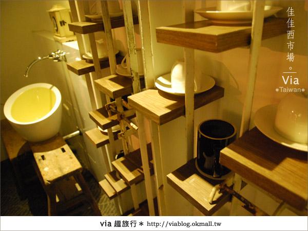 【台南住宿】佳佳西市場旅店~充滿特色的風格旅店!49