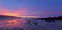 St Ives Sunset 2 (chris.ashwin) Tags: england beach canon coast seaside cornwall sigma stives