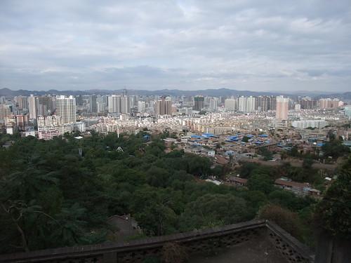 五泉山公園@蘭州