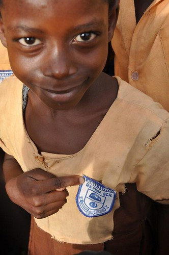 Primary School girl