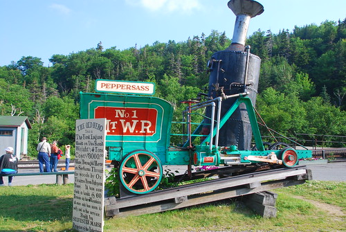 New England: Mount Washington Cog Railway