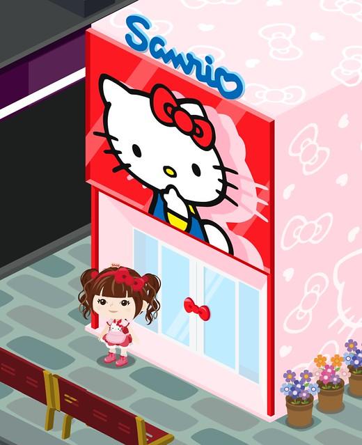 Pigg - Sanrio shop