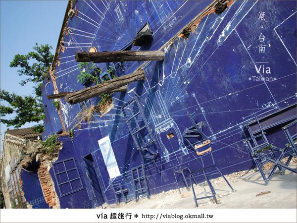【台南】台南海安路藝術街~必拍的台南景點!3