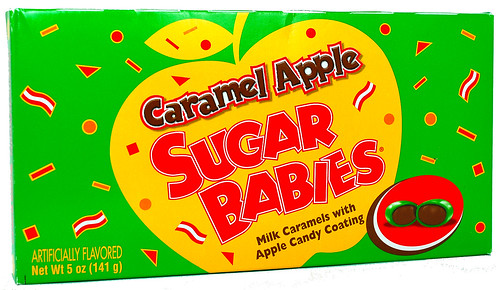 Caramel Apple Sugar Babies Box