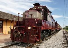 Grapevine Vintage Railroad (Shutter_Hand) Tags: usa train tren texas sony engine locomotive alpha 700 grapevine locomotora 2199 grapevinevintagerailroad railroas miguelmendoza sonyalpha700 lenscraft carlzeissvariosonnartdt1680mmlens