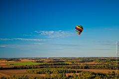 Balloon Adventure - Bad Axe, Michigan (Micha67) Tags: trees sky nature michael nikon forrest michigan ballon micha fields schaefer d300 badaxe ballonride ptf