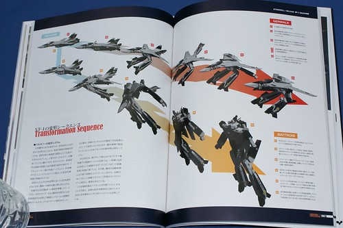 Variable Fighter Master File - VF-1 VALKYRIE - 10