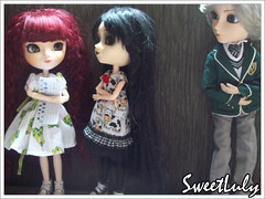 Clue [7/8] (SweetLuly) Tags: robert dolls pullip kimberly chill clue veritas mimia obitsu taeyang historinha pullipchill pullipveritas gizamartins taeyangwilliam