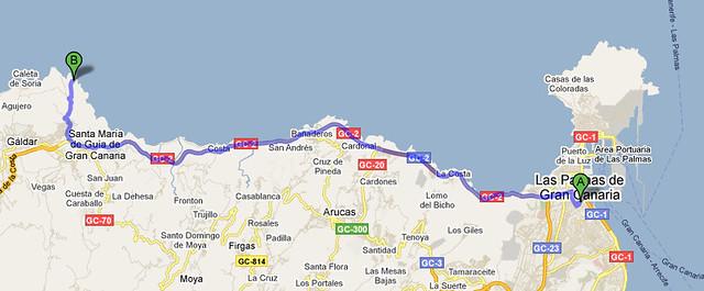 Mapa Roque Prieto