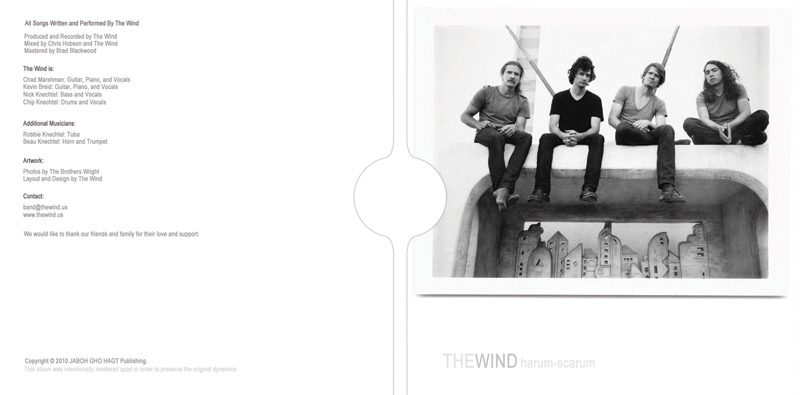The Wind - Harum-Scarum inside